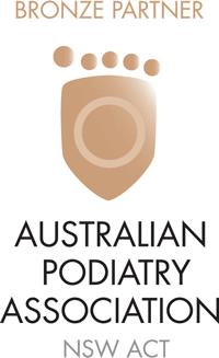 Australian Podiatry Association NSW/ACT Bronze Partner